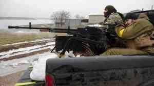 Донбасс. Оперативная лента военных событий 06.12.2017
