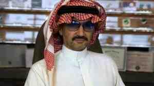 Принц Аль-Валид ведет с правительством переговоры об освобождении-источник
