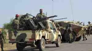 Власти Нигерии разрабатывают антитеррористическую стратегию