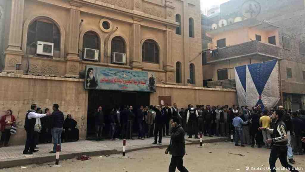 Жертвами стрельбы вКаире стало покрайней мере 10 человек