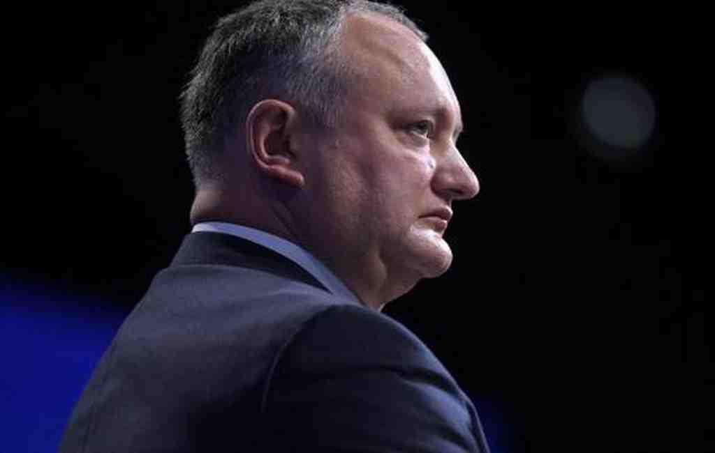 Президент Молдовы— против: Онснова неодобрил претендентов вминистры
