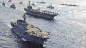 Япония, США и Южная Корея проведут совместные противоракетные учения