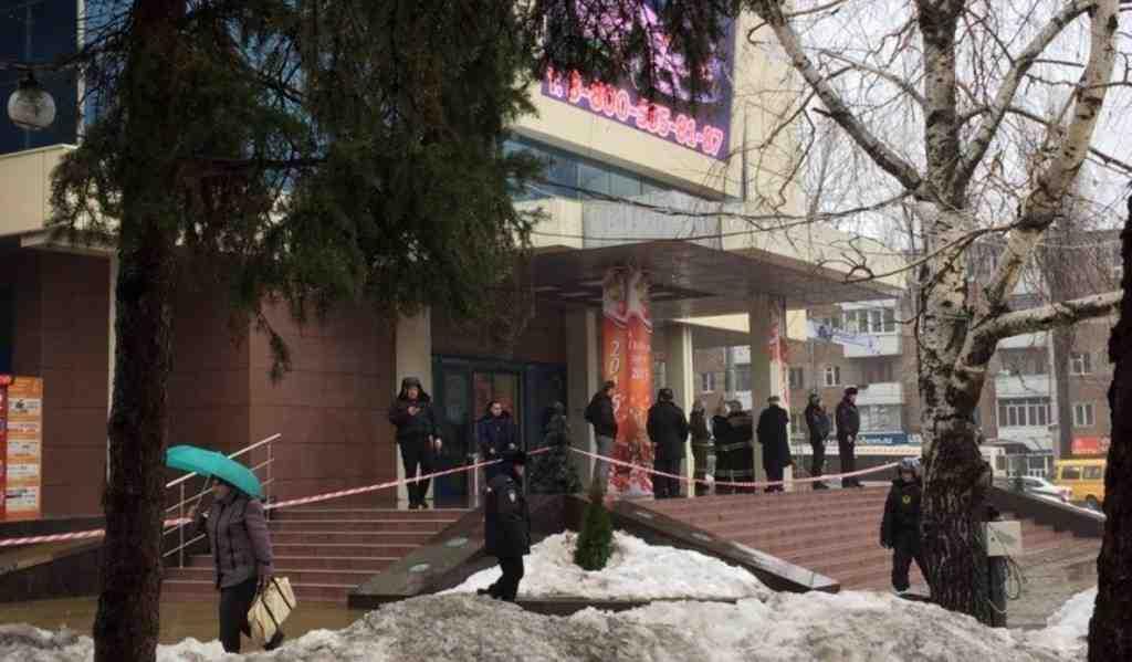 ВРостове-на-Дону эвакуируютТЦ ишколы после очередного звонка о«минировании»