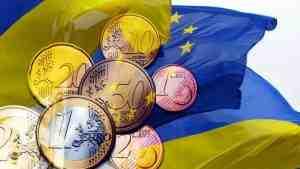 Украина запросила у ЕС новую макрофинансовую помощь