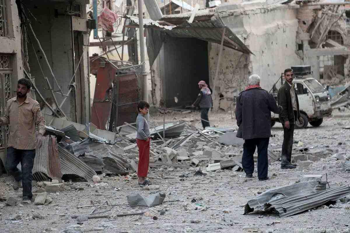 МККК иСирийский Полумесяц начали эвакуацию больных изВосточной Гуты