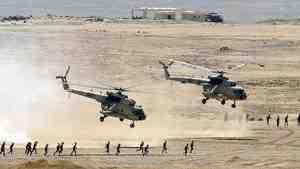 Армия Египта отразила атаку боевиков ИГ рядом с Сектором Газа