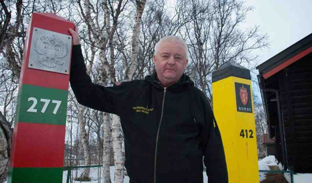 Захарова: ФСБ арестовала норвежца Фруде Берга поподозрению вшпионаже противРФ
