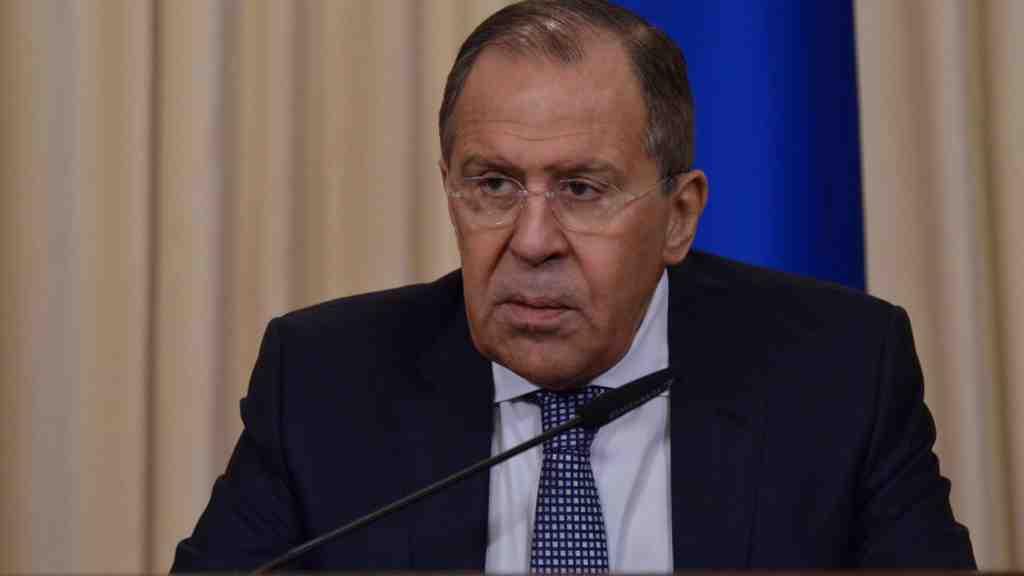 Лавров объявил, что террористам изИГИЛ нанесено окончательное поражение