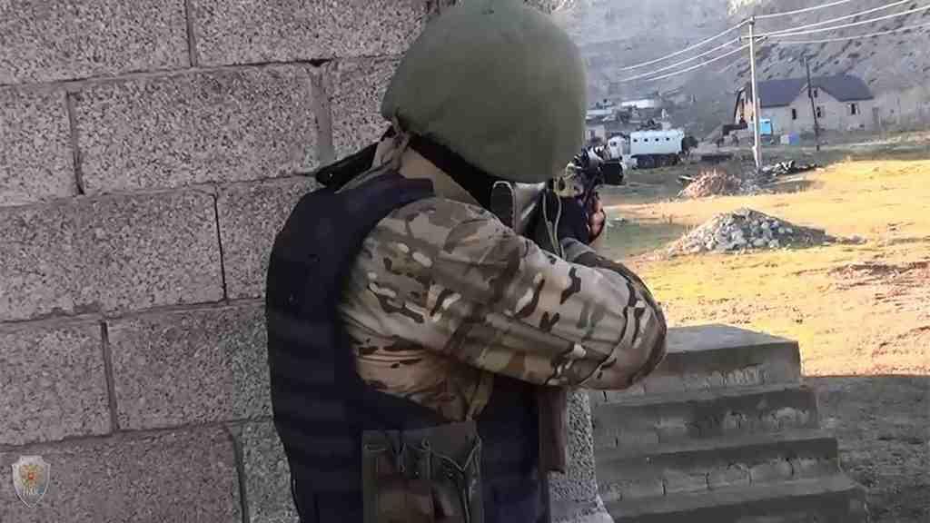 ВКабардино-Балкарии ликвидирован боевик
