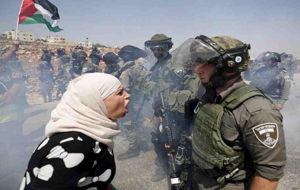 Впроцессе протестов есть 1-ый погибший— Статус Иерусалима
