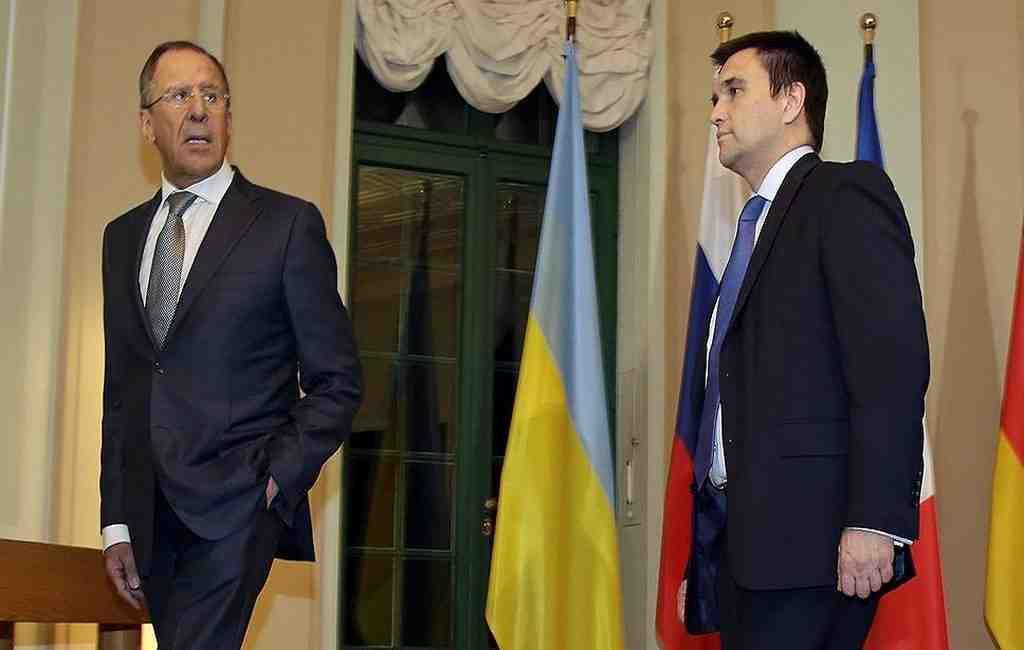 Политолог овстрече Лаврова иКлимкина вВене