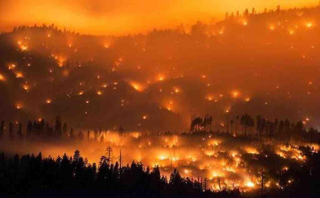 Власти штата возобновили эвакуацию граждан — Пожары вКалифорнии