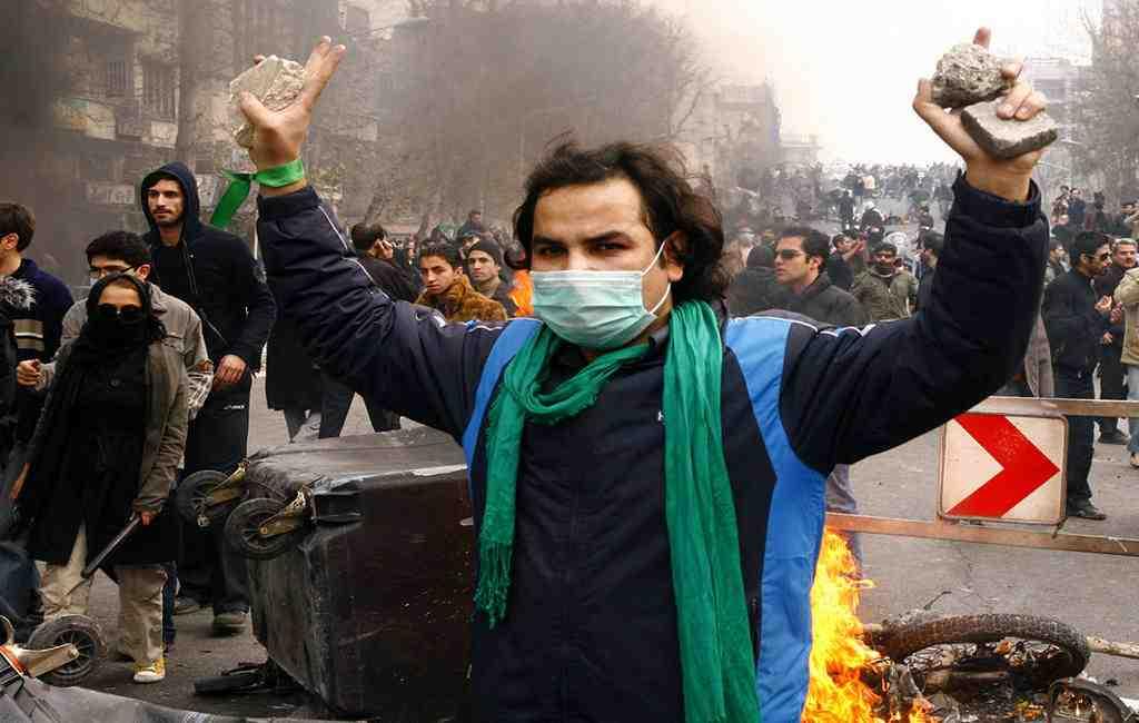 Госдеп США осудил аресты участников протестов вИране