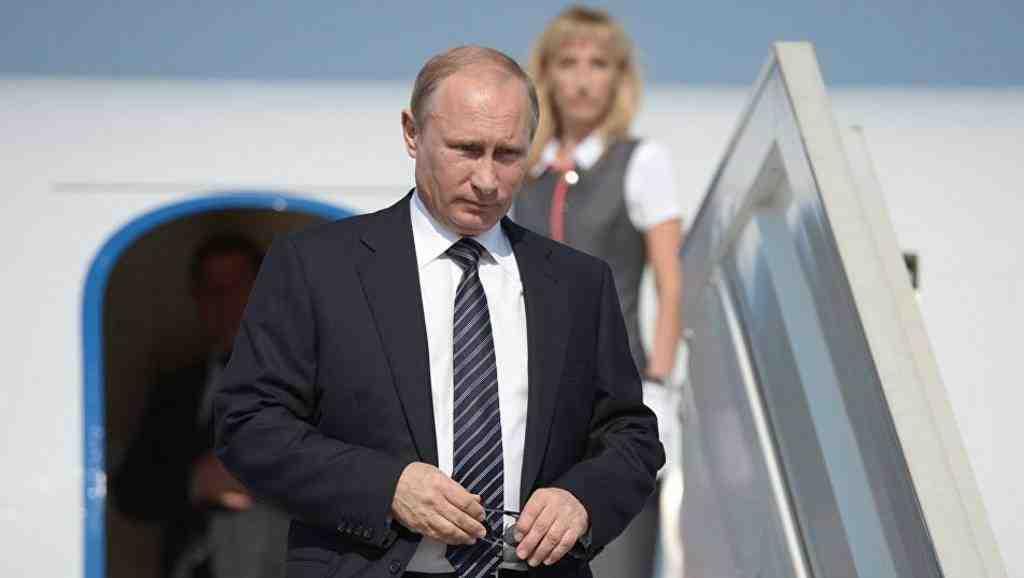 Владимир Путин продолжил беспрецедентный «дипломатический марафон» ипосетил Анкару
