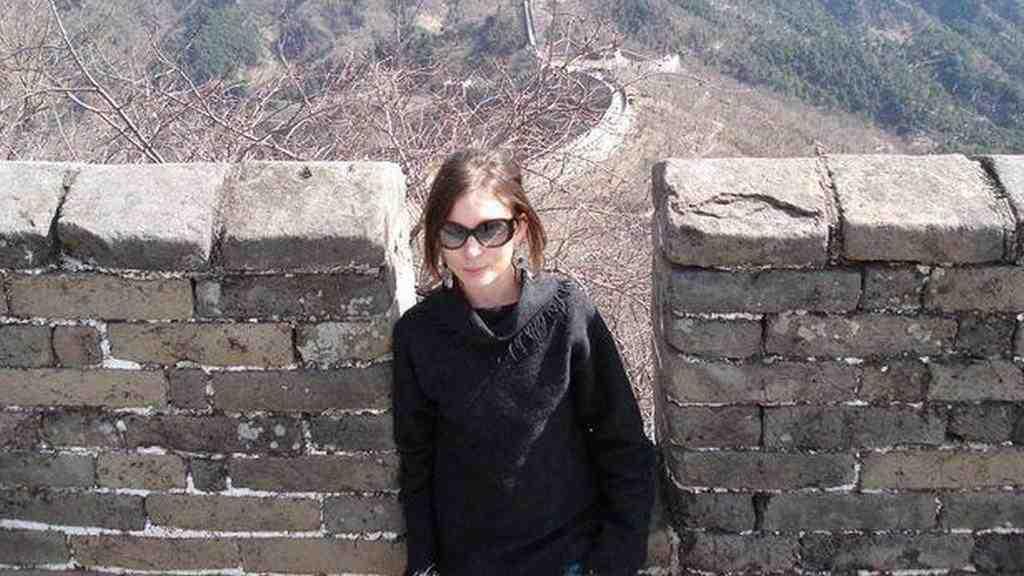 ВЛиване изнасиловали иубили сотрудницу английского посольства