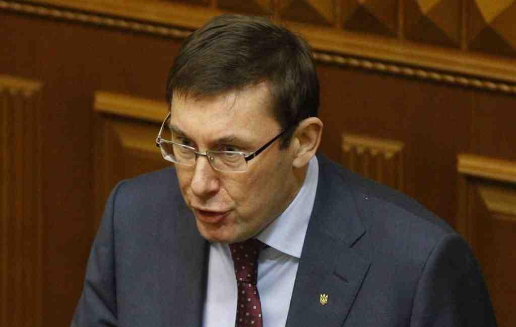 Луценко: Оккупанты захватили вКрыму неменее 4000 учреждений