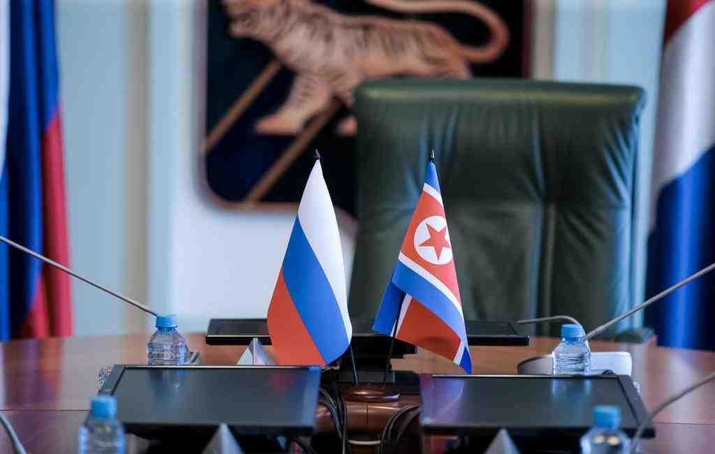 Делегация Минобороны Российской Федерации прибыла вПхеньян