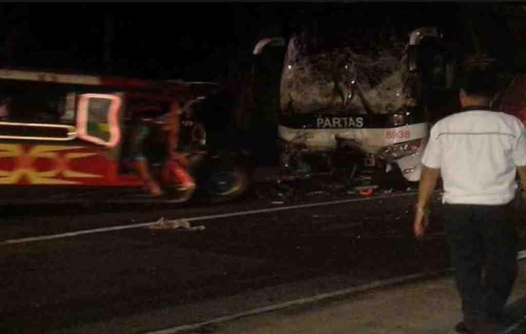 ВДТП наФилиппинах погибли 20 человек