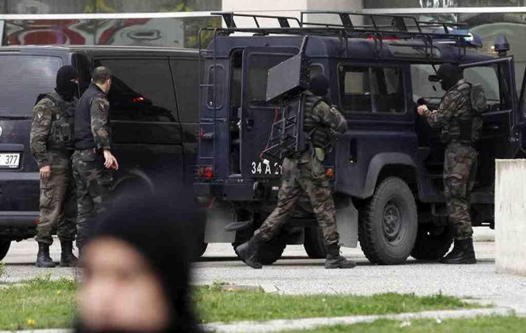 ВТурции задержали 12 боевиков ИГИЛ, готовивших теракты наНовый год