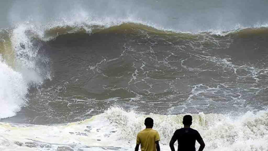 В Индии прошёл сильный циклон, есть погибшие