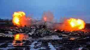 Донбасс. Оперативная лента военных событий 02.12.2017