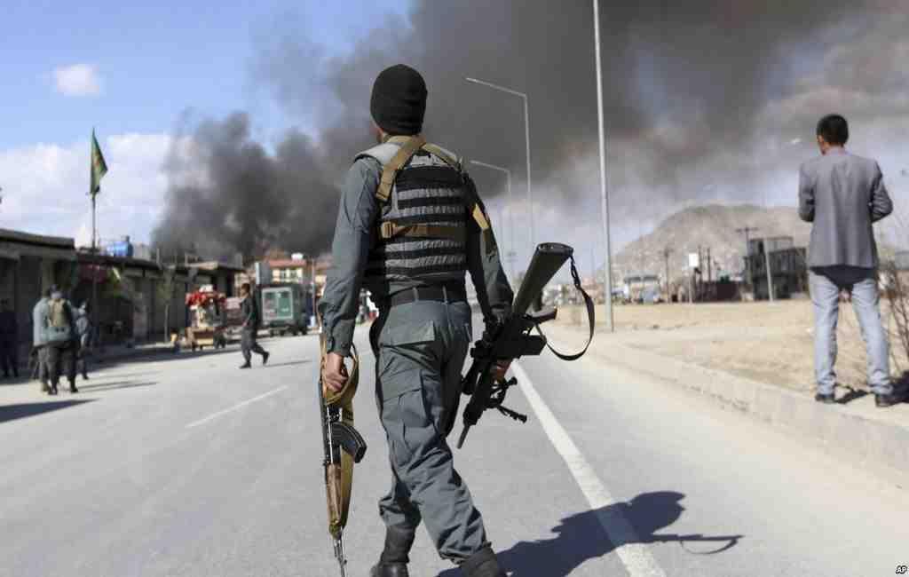 Около 10-ти боевиков «Талибана» устранили вАфганистане