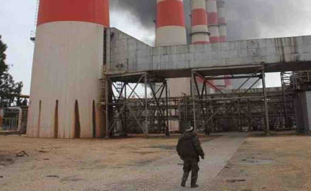 ВСирии боевики вывели изстроя ТЭЦ