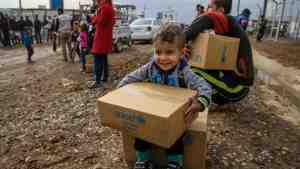 ООН призвала к эвакуации больных детей из Восточной Гуты
