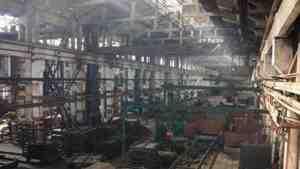 На Львовщине на заводе произошел взрыв