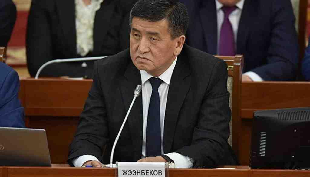 Президент Киргизии предупредил об решительной вербовке граждан Центральной Азии вИГ