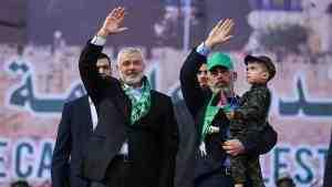 ХАМАС отказался участвовать в заседании Палестинского центрального совета