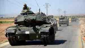 Эрдоган: Мы расширим военную операцию в Сирии до границы с Ираком