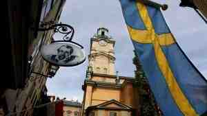 В Швеции выросло число противников вступления в НАТО