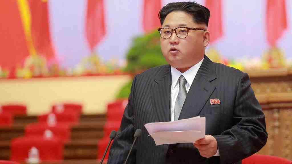 Ким Чен Ынвелел работать над улучшением отношений сЮжной Кореей