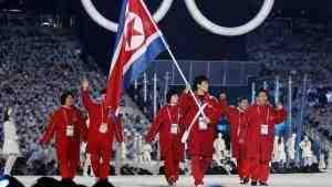 МОК принял решение об участии в Олимпиаде спортсменов из КНДР