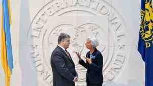 МВФ может прекратить сотрудничество с Киевом