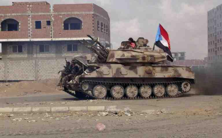 Южное Движение в боях за Аден (2015 год)