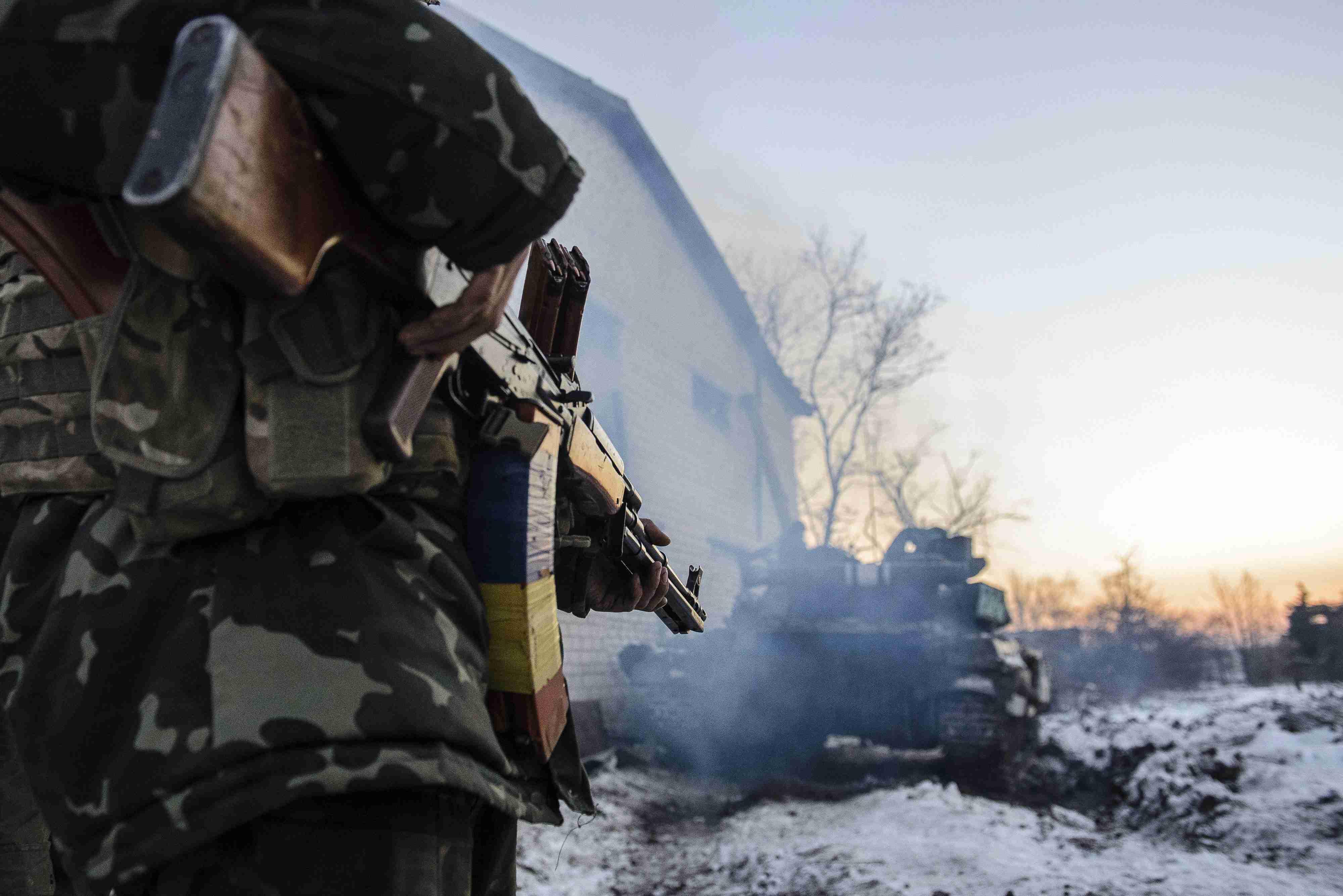 ДНР: ВСУкраины 13 раз засутки нарушили режим предотвращения огня