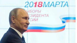 Крымские татары поддержали кандидатуру Путина на предстоящих выборах