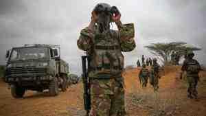 Сомали. Внутри секретной миссии