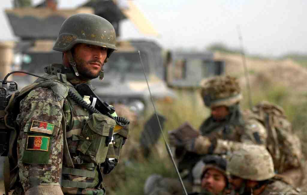 ВАфганистане уничтожены десять боевиков «Талибан»