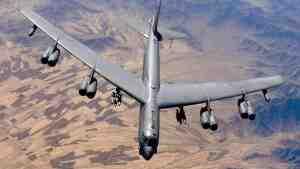 США направили шесть бомбардировщиков в район Корейского полуострова