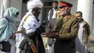МИД РФ выступил за проведение переговоров между Кабулом и талибами