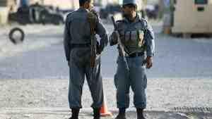 В Афганистане полицейский открыл стрельбу по своим сослуживцам