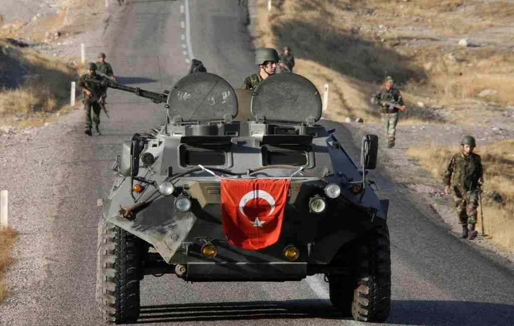 Турецкие военные уничтожили практически  400 «террористов» вАфрине