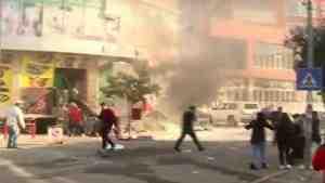 В Албании произошёл взрыв