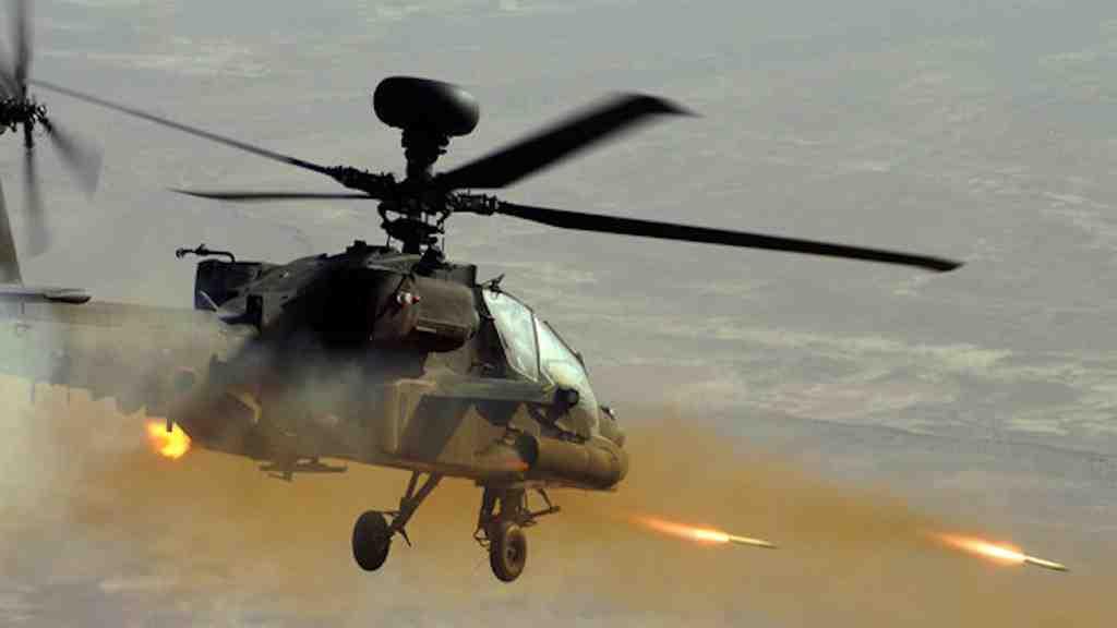 Семеро погибли отошибки пилотов США вИраке