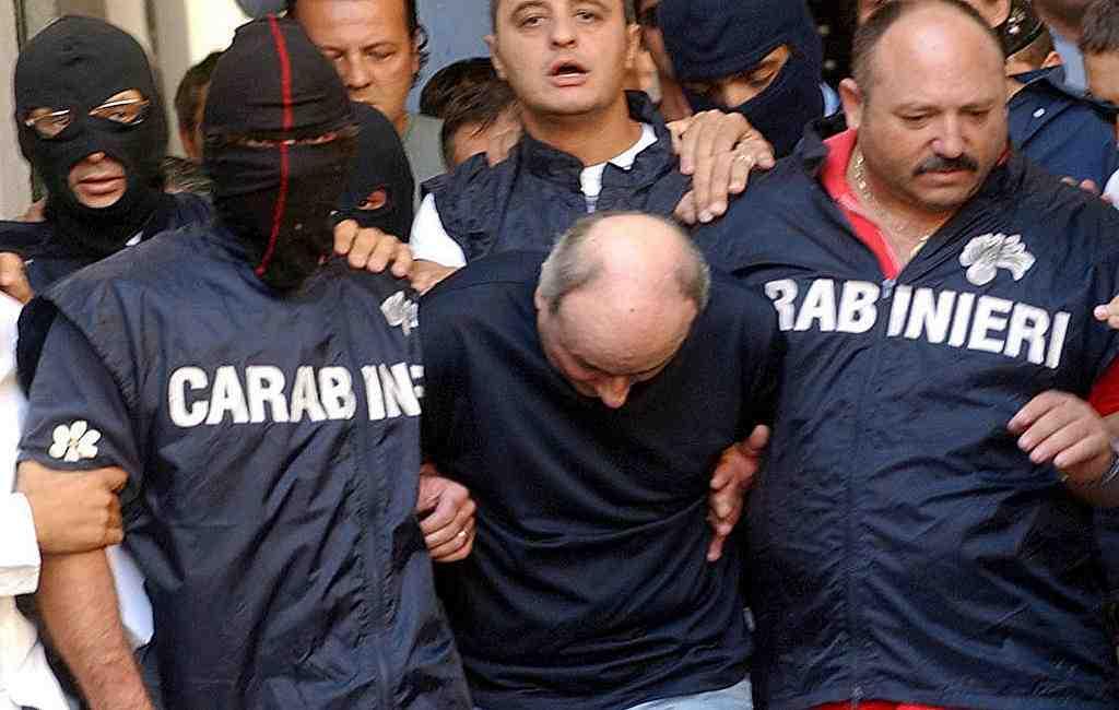 ВИталии задержали 45 членов мафии «Каморра»