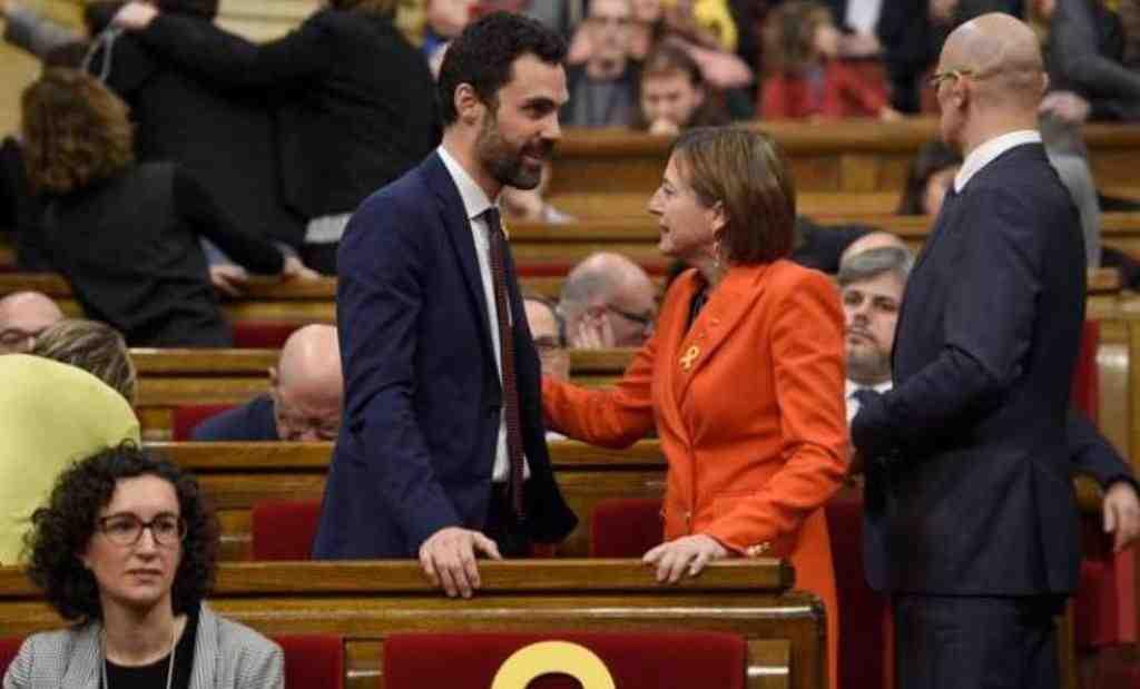 Карлес Пучдемон будет выдвинут напост руководителя правительства Каталонии