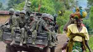 Армия Конго проведет операцию против угандийских повстанцев